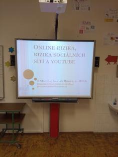 Online rizika – přednáška 2020